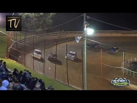 Street Stock @ Tazewell Speedway May 1, 2021 - dirt track racing video image