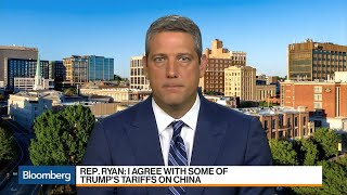 Presidential Candidate Tim Ryan on U.S. Economy and China Tariffs