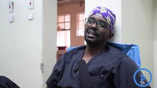 Meet Njagi a doctor treating women with reversible fertility problems for free