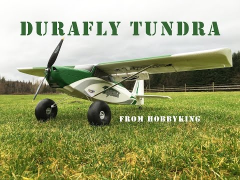 Hobby King / Durafly Tundra! Great flight with commentary! - UCLqx43LM26ksQ_THrEZ7AcQ