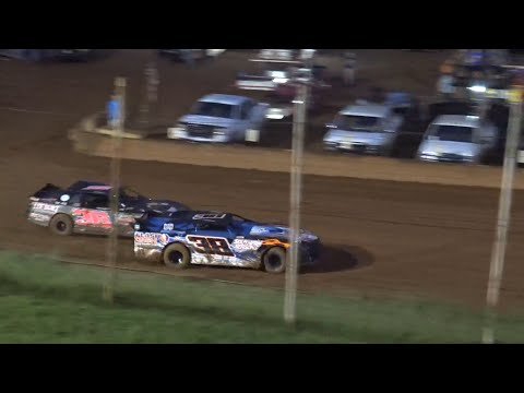 Modified Street at Winder Barrow Speedway August 7th 2021 - dirt track racing video image