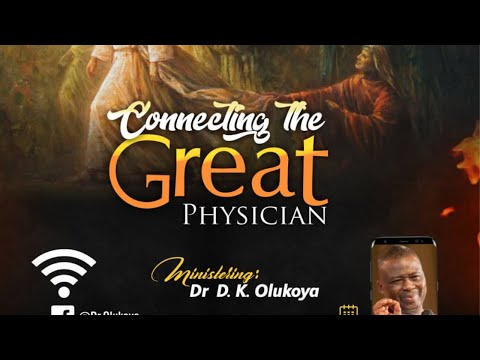 CONNECTING THE GREAT PHYSICIAN DAY 1