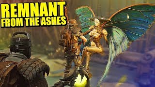 COOP EN EL PANTANO - REMNANT: FROM THE ASHES #2 | Gameplay Español