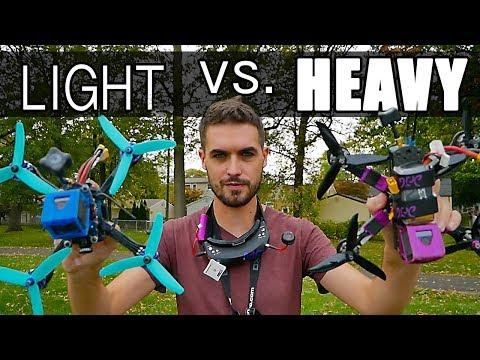 Flying a LIGHTWEIGHT Drone for Freestyle? - UCHxiKnzTyzE9Qez8ZGpQbPQ