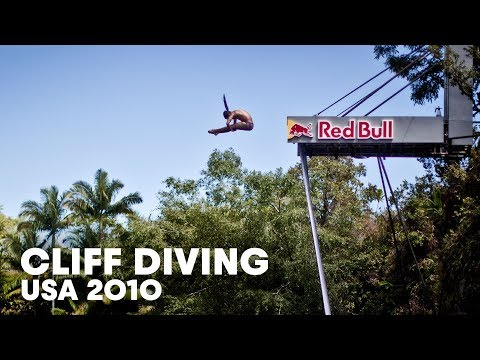 Red Bull Cliff Diving World Series 2010 USA - Finals preview - redbull