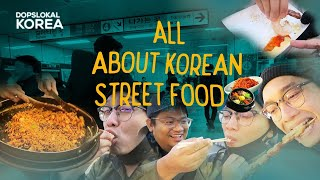 KOREA | ALL ABOUT KOREAN STREET FOOD