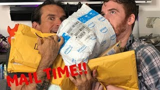 UNBOXING GIFTS FROM STUPID BABIES!!