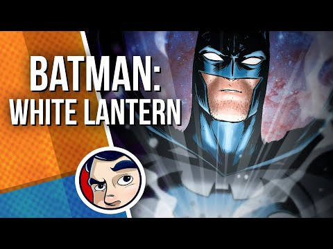 "Batman Universe ""White Lantern Batman"" - Complete Story  Comicstorian - UCmA-0j6DRVQWo4skl8Otkiw"