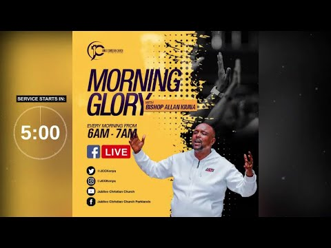 AUTHORITY OF THE BELIEVER (PART 2) II MORNING GLORY WITH PASTOR PETER MWANIKI II 27.07.21
