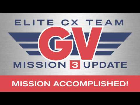 Elite CX Team Mission 3 Accomplished!