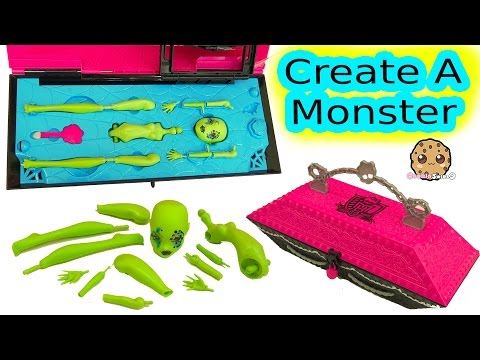 Create A Monster High Doll Design Lab Maker with Water Chamber Machine - Video - UCelMeixAOTs2OQAAi9wU8-g