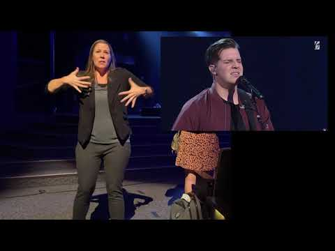 Gateway Church Live  Do Not Be Afraid by Pastor Preston Morrison  ASL Interpretation