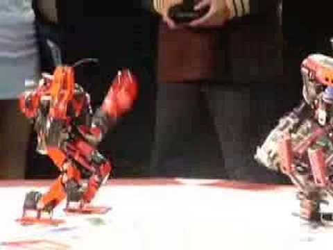 Robo-One Grand Chmpion at IREX - UCNyYvI2Y_YnAEajHk9cwcHw