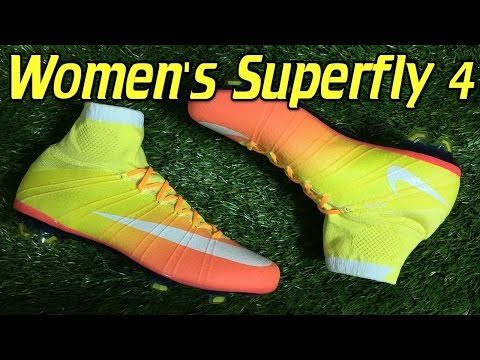 Women's Nike Mercurial Superfly 4 Radiant Reveal - Review + On Feet - UCUU3lMXc6iDrQw4eZen8COQ