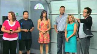 Rubber Flooring Inc on Style Network - Clean House