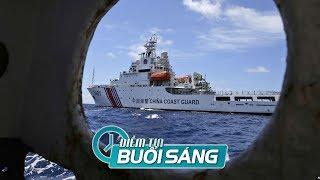 Chiến Hạm Việt Nam, Trung Quốc cùng xuất hiện tại bãi Tư Chính, 'vờn nhau'?