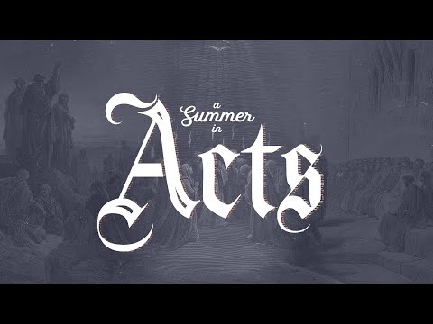 Sermon - 06/13/2021 - Pastor Ben Anderson - Christ Church Nashville