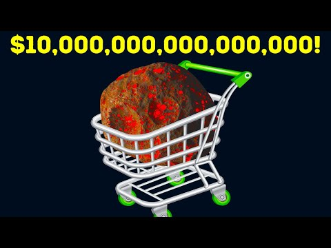 Just $10,000,000,000,000,000 And This Asteroid Is Yours!
