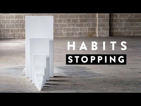 How to stop a bad habit - Habits Part 3 - Stopping with Pastor Craig Groeschel