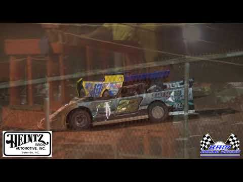 Blue Ridge Outlaw Late Model Feature - Sumter Speedway 6/26/21 - dirt track racing video image