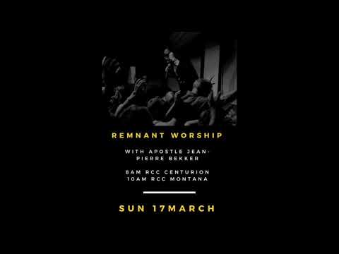 BECOMING THE REMNANT WORSHIP