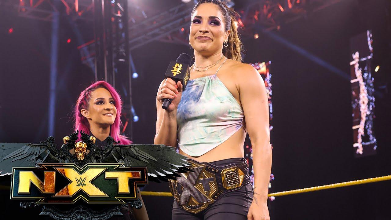 Dakota Kai shatters friendship with Raquel Gonzalez: WWE NXT, July 27, 2021