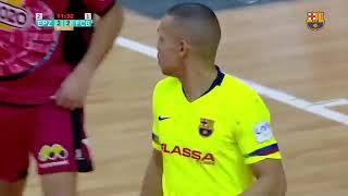 Spain Cup (Copa del Rey) - Quarter Finals - ElPozo Murcia (8) 2x2 (9) FC Barcelona