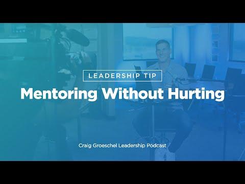 Leadership Tip: Mentoring Without Hurting
