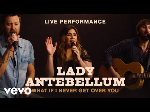 "Lady Antebellum - ""What If I Never Get Over You"" Live Performance 