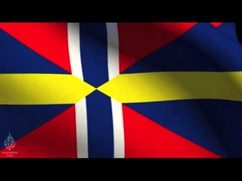 Bayrakların Tarihi - İsveç