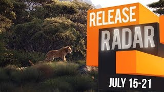 Amazon Prime Day, Summer Catchers & The Lion King- Release Radar- July 15- 21