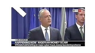 FBI ANNOUNCES INDICTMENT OF 80 NIGERIANS IN ONE OF LARGEST FRAUD CASES IN U.S HISTORY
