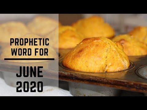 Prophetic Word for June 2020