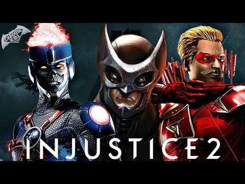 Injustice 2 - Top 5 Premier Skins Wishlist! - default