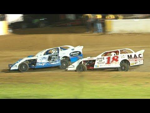 The RUSH Pro Mod Feature at Stateline Speedway (Busti, NY) on Saturday, June 29th, 2019! - dirt track racing video image