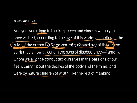Ephesians 2:13 // Part 8 // God Defeated the God of This World