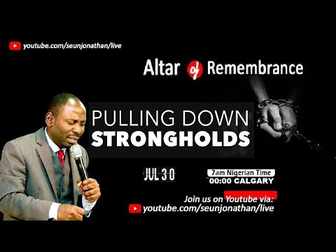 Altar of Remembrance - PULLING DOWN STRONGHOLDS  -- Episode 35