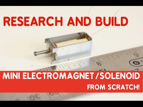How to make a solenoid engine | Racer lt