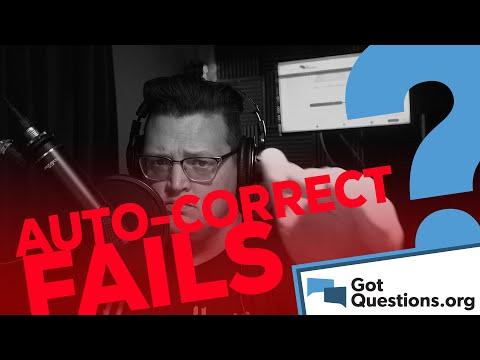 GotQuestions.org - Funny Questions - Hilarious Autocorrect Fails Episode 3