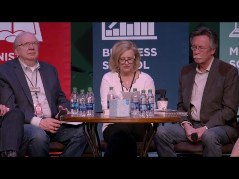 Charis Bible College - Third Year Panel - Part 2 - January 28, 2019