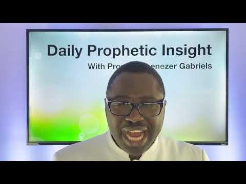 The Yoke of Names Satanic Names is Broken Aug 5th, 2020  Prophetic Insight
