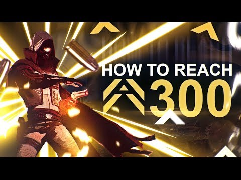 Destiny 2: HOW TO REACH 300+ POWER LEVEL | Guide For Quickest Power Leveling! - UChzM3rKP9jGZgSgERC3W8LA