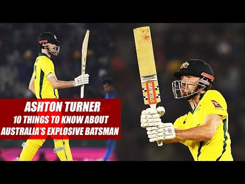 Ashton Turner, 10 Things To Know About Australia's Explosive Batsman