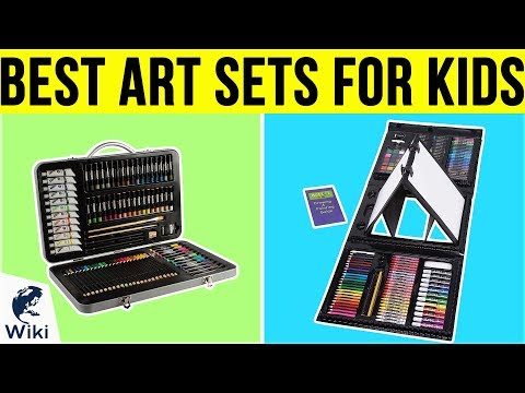10 Best Art Sets For Kids 2019 - UCXAHpX2xDhmjqtA-ANgsGmw