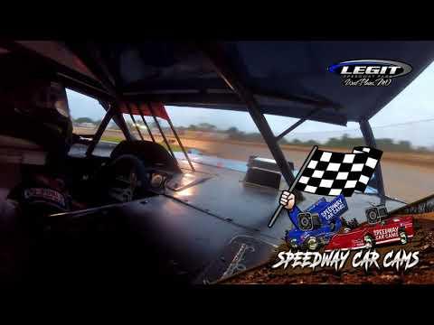 #9 Justin Koch - Cash Money Late Model - 5-29-2021 Legit Speedway Park - In Car Camera - dirt track racing video image