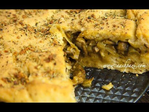 Stuffed (Focaccia) Bread Recipe - UCZXjjS1THo5eei9P_Y2iyKA