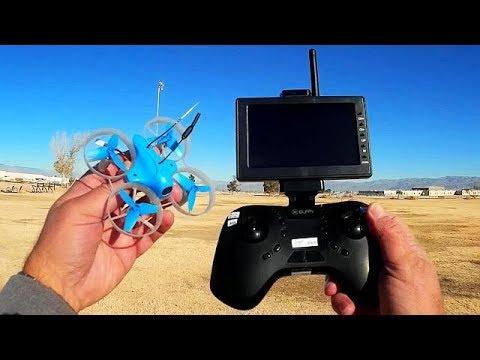 DLFPV DL1080 RTF Version Micro Whoop Racer Drone Flight Test Review - UC90A4JdsSoFm1Okfu0DHTuQ