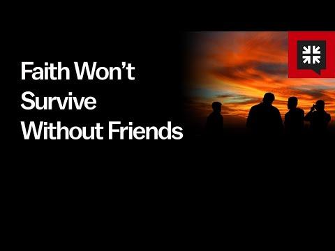 Faith Wont Survive Without Friends // Ask Pastor John