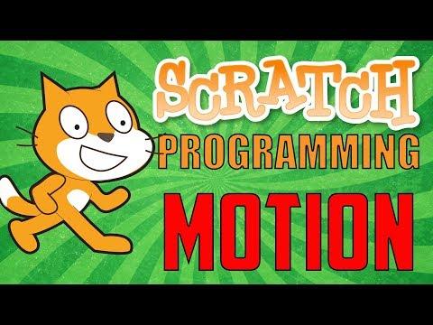 Scratch Programming - Motion - UCIKKp8dpElMSnPnZyzmXlVQ