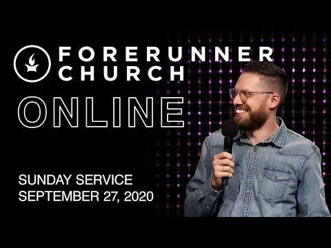 Sunday Service  IHOPKC + Forerunner Church  September 27